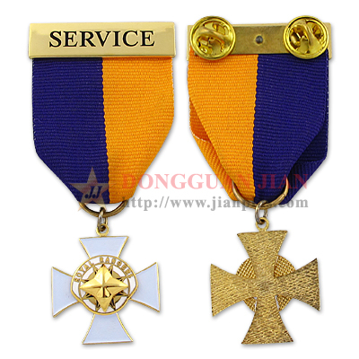 Service Medallions