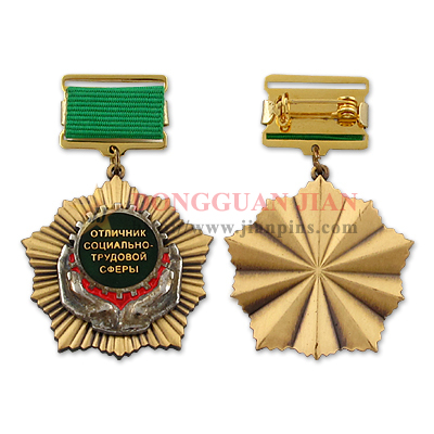 Custom Made Military Medals