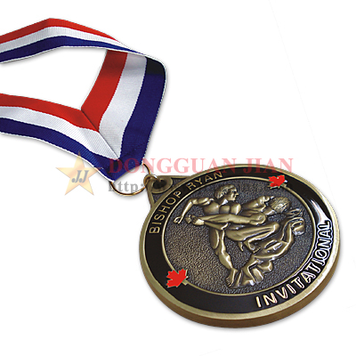 Customized Zinc Alloy Medal