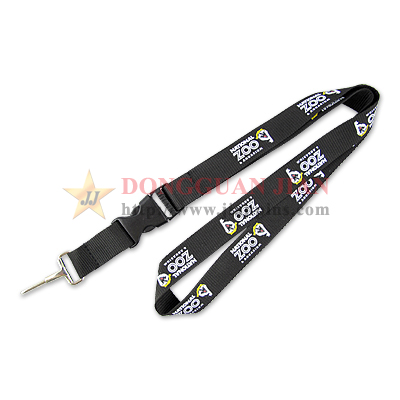 Cool Black Lanyards