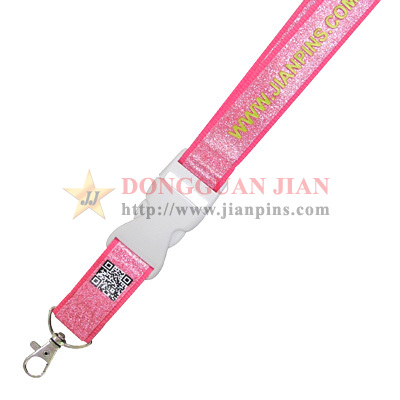 Sparkle Color Lanyard