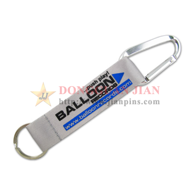 Short Lanyards with Carabiner
