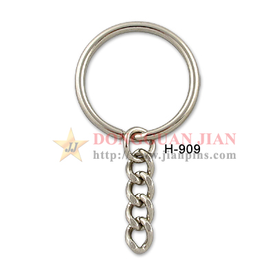 Metal Accessories Keyring