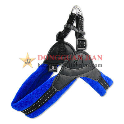 Ultra-soft Fabric Dog Harness