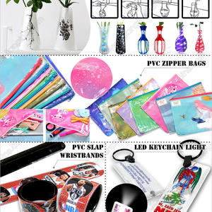 Affordable Innovated PVC Items, PVC Bag and Flower Vase From JIAN