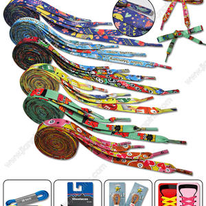 Customized Shoelaces-The Hottest New Promotional Item