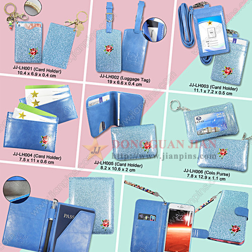 High Quality PU Glitter Leather Products From JIAN