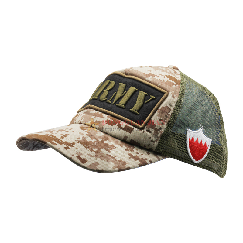 Custom Military Cap Supplier