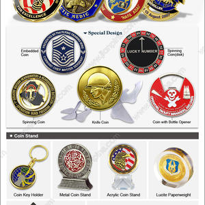 High Quality Custom Challenge Coins in supreme quality military coins