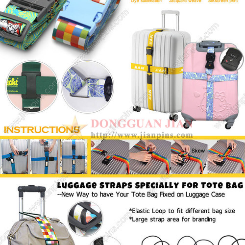 Brand New Luggage Straps