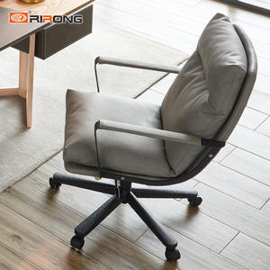 Modern style Gery Leather Office chair