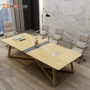 2.2m Modern  6 person conference table