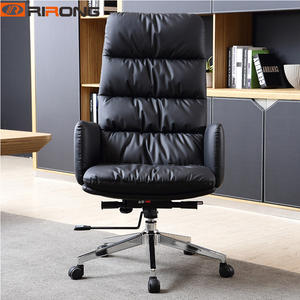 Black Green High Back Office Executive Modern Desk Chair