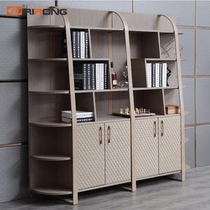 200cm Small Custom Wooden Office Filling Cabinets