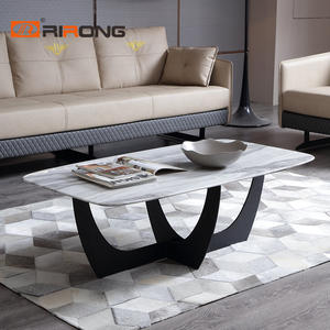 Modern Office Home Design Marble Coffee table