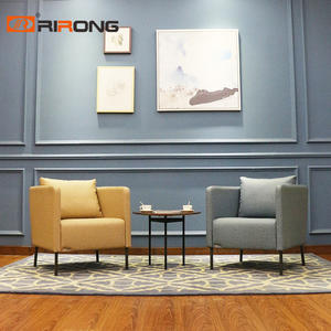 RR-823 Blue Sofa Chair