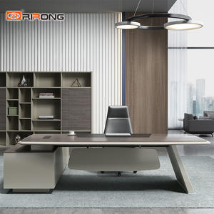 220CM 240CM Executive Director office L shape office desk