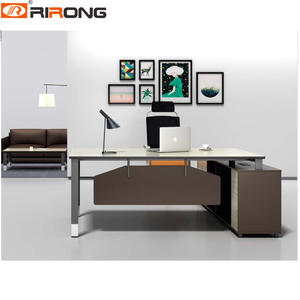 Office Wood Executive Table