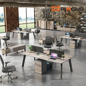 Office furniture modular workstation desk