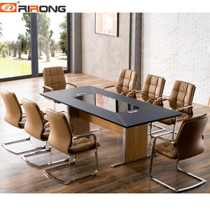 180cm 240cm Wooden Custom Office Meeting Desk Rectangular Conference Table
