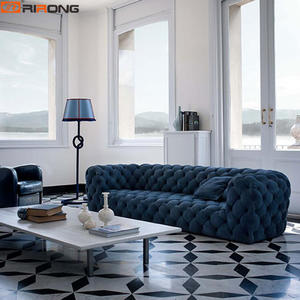 Living Room furniture Fabric Sofa Set
