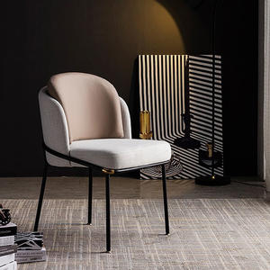 Minimalist Modern fabric Chair