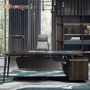 Minimalist Office Executive Modern Simple Desk Table