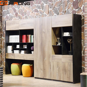 RR-NS2801-Wooden Office Cabinet