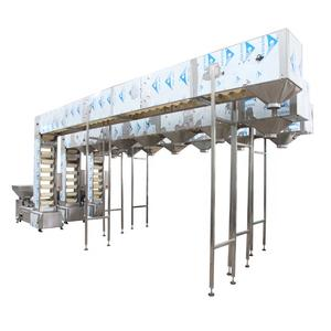 High Quality Vertical Bucket Elevator With Multiple Discharging Outlets