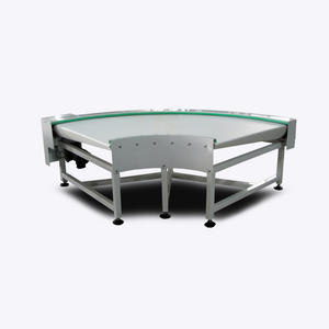 Food Grade Knife Edge Bend Belt Conveyor