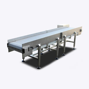 China Stainless Steel Horizontal Belt Conveyor exporter