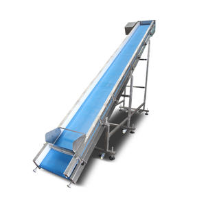Customzied pu belt conveyor