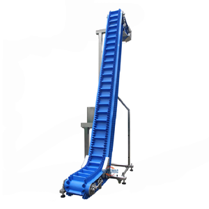 High quality Easy-to-clean pu belt conveyor