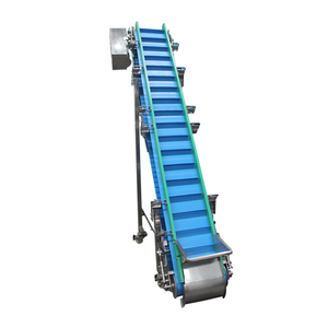 Customized easy-to-maintenance pu belt conveyor for sale