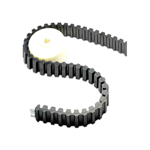 Rubber Block Chain For Bucket Conveyor