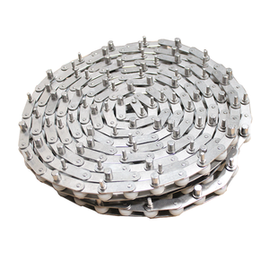 High quality  stainless steel chain for bucket conveyor