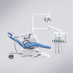 X5+ Floor Type Dental Unit provides a better oral treatment to patient & efficient daily work