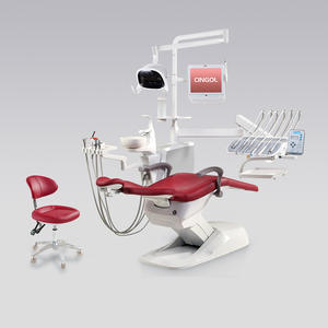 X3 2020 Top-Mounted Disinfection Dental Chair/Dental Unit