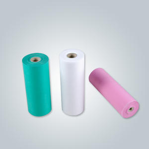 disposable bed sheet roll can be replaced when used up, safe and efficient