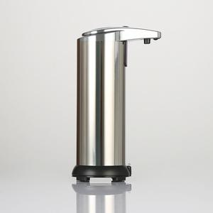 automatic sanitizer dispenser wholesale AD1702 stainless steel soap dispenser sensor soap dispenser