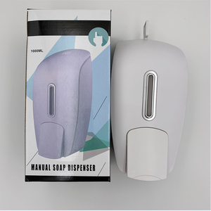manual soap dispenser catalogue Fangwa company