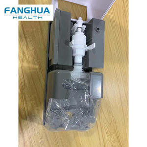 pouch soap bag valve pump nozzle for soap dispensers