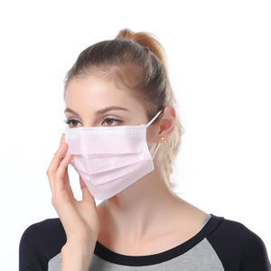 protective face mask disposable face mask with melt blown fabric