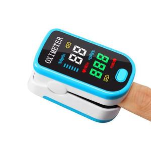 fingertip pulse oximeter FHD01 Oximetro de dedo Spo2 Digital Blood Oxygen Saturation Monitor