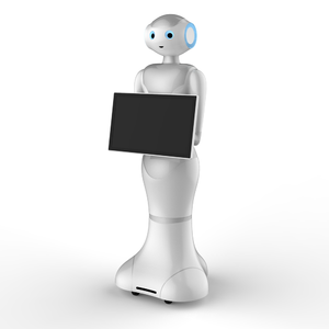 Robot Receptionists can reduce labor costs for companies