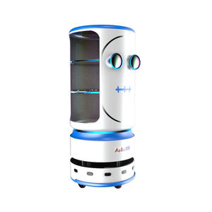 customized Food Delivery Robot PaoPao manufacturer