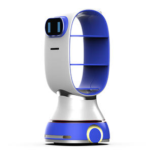 high quality Food delivery robots BenBen manufacturer
