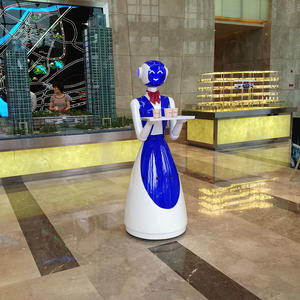 professional automated delivery robots Lele supplier