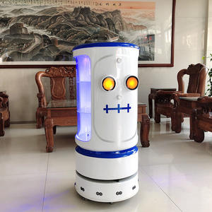 customized commerical delivery robot Paopao manufacturer