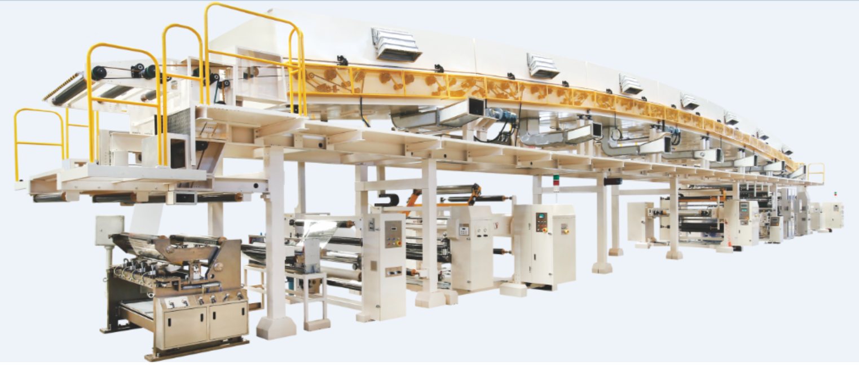 Electromagnetic Shielding Film Coating Machine